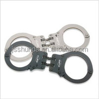 Police Carbon Steel Handcuff for Police