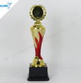 Wholesale Plastic Gold Award Torch Trophy Cup and award