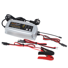 Easy to use 12V 24V 7 stages car battery charger