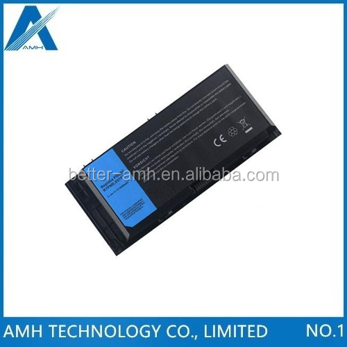 Tested new 11.1v 4400mah battery X57F1 PG6RC R7PND for Dell Precision M4600 M4700 M6600 M6700 Tablet Battery