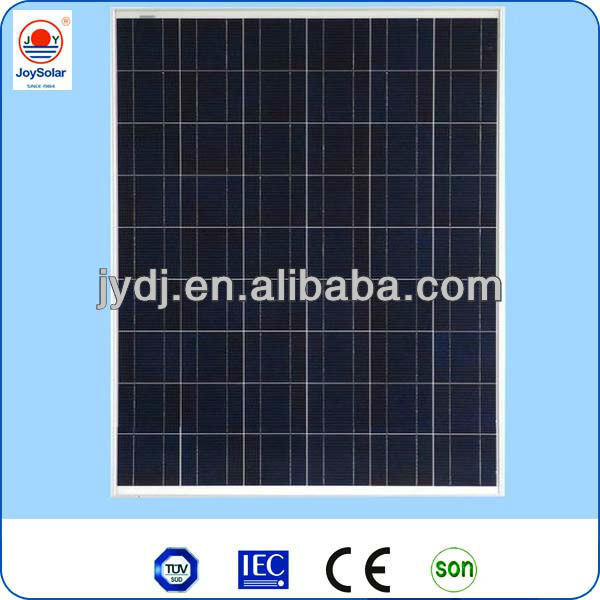 High Efficiency TUV Crystalline Silicon poly Solar Panel cheap solar panel