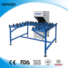 small glass edger/glass edging machine prices/double bevelling and polishing machine