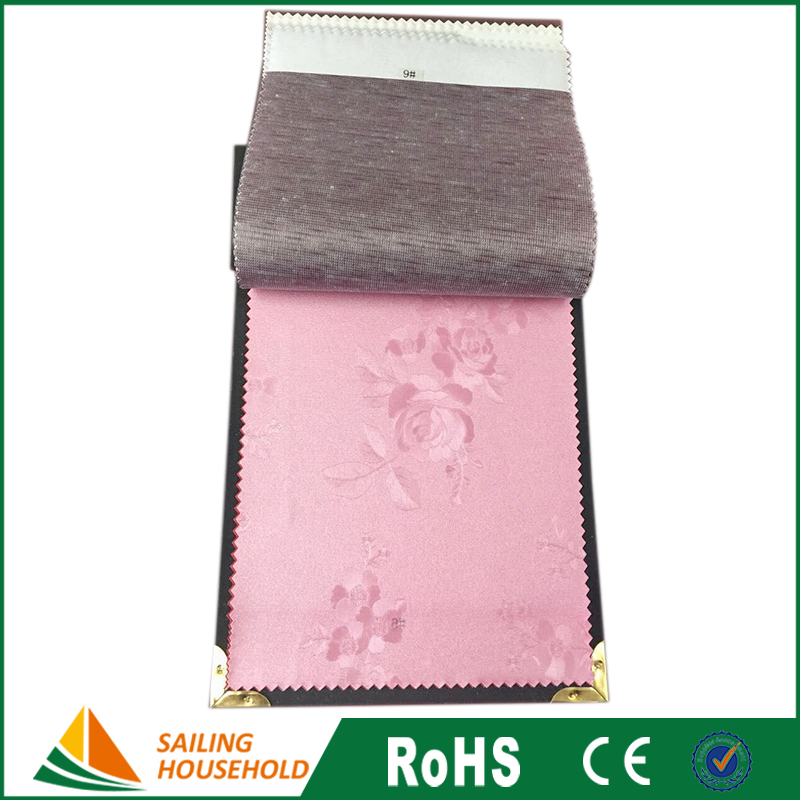 Daily Commodity products artificial leather, red patent leather fabric, imitation leather for bag