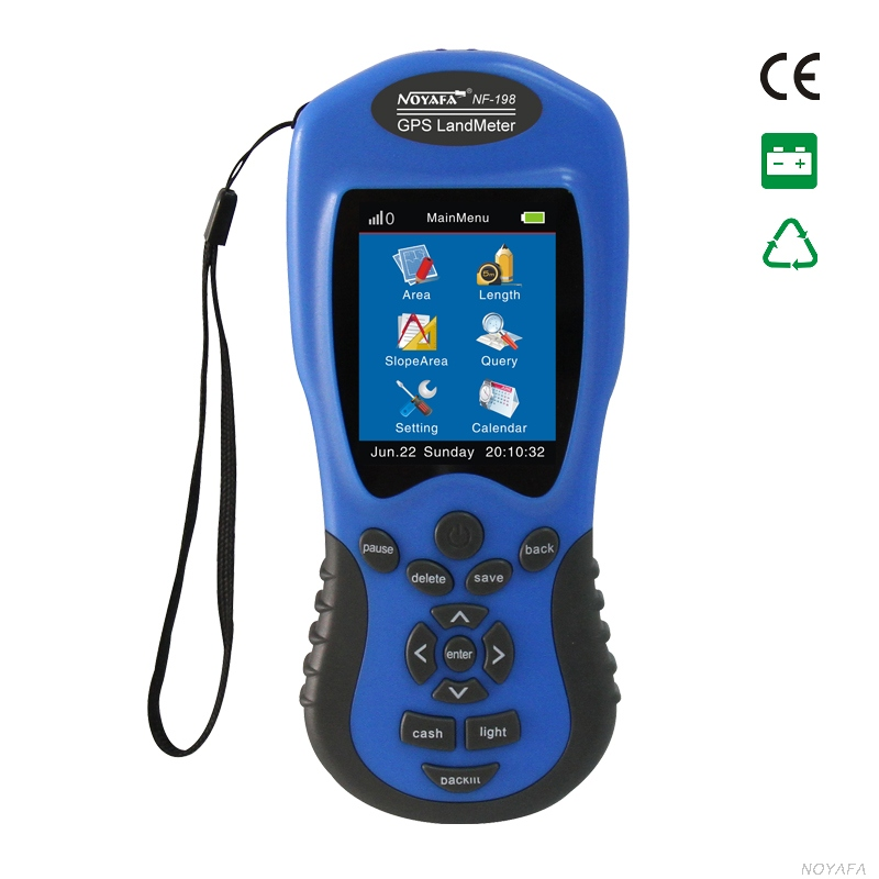 Farm Land Surveying And Mapping Area Measurement GPS MeterGPS Land Measuring Instrument