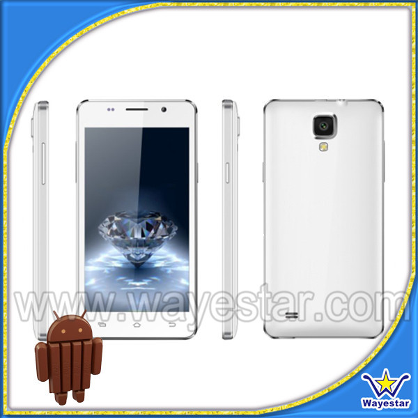 Small Capacity Android 4.4 OS MTK Smart Mobile Phone in China