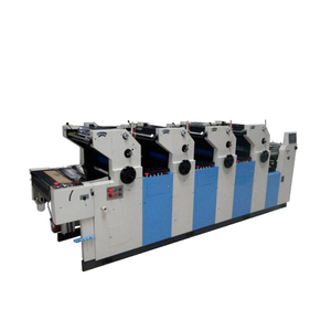 Digital 4 Color Offset Printing Machine Price