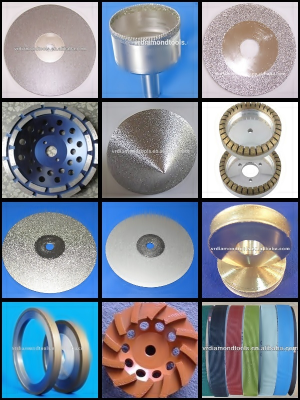 Wholesale diamond abrasive disc for grinding and polishing
