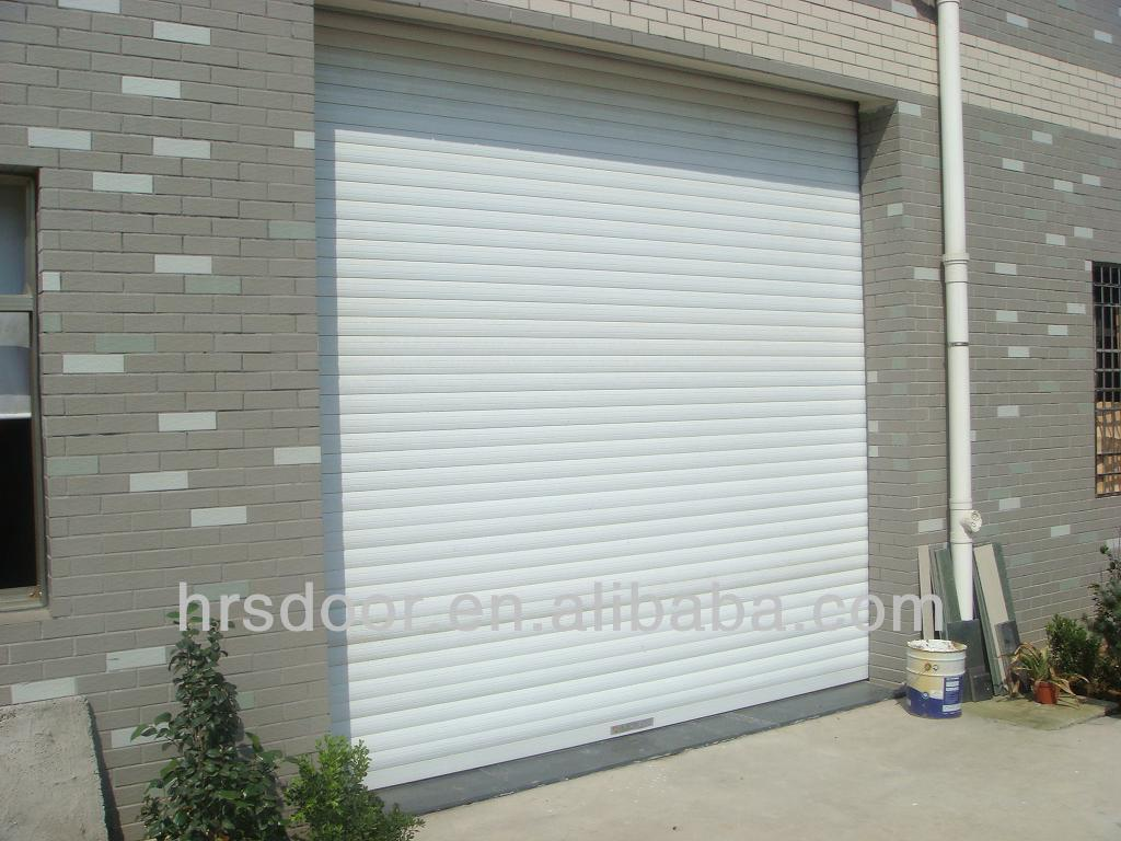 Aluminum rolling door/interior roll up door