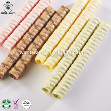 Wafer Stick Wafer Roll Vanilla Flavor Coconut&Milk Flavor Mixed Fruit Flavor
