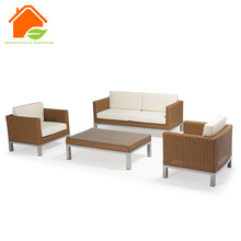 outdoor furniture wicker sofa set garden sofa set