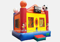 inflatable bouncer, jumping castle sport jumper
