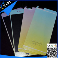 100% Warranty Scratch-Retardant Sparkle Diamond Screen Protector for iphone for samsung