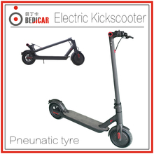2017 Bedicar New design aluminium alloy electric scooter electric kick scooter
