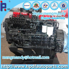 6BT5.9L diesel engine assembly for EQB180-20 for City Bus coach