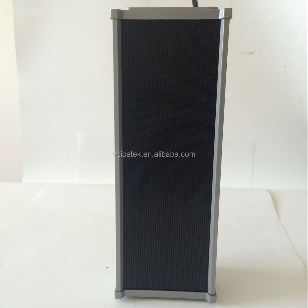 Public Address Broadcast CS-530WA Series 4 inch Woofer Waterproof PA Column Speaker 100V