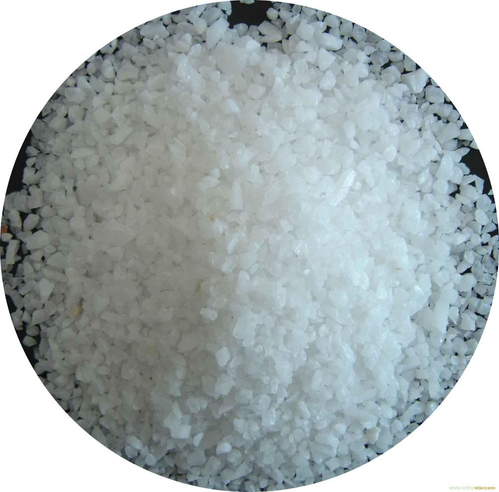 High Quality Quartz Sand Silicon Sand for Metal Polishing and Filtering Agent