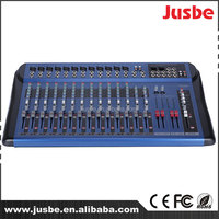 Factory directly 16 channels mixer professional audio disco dj music sound mixer