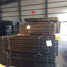 heavy type 90cm galvanised star pickets fence with low price