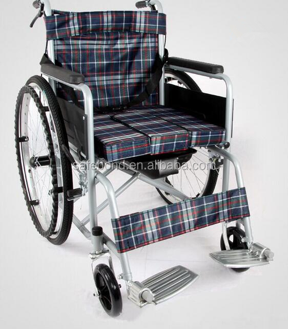 Very very cheap manual wheelchair with commode for sale