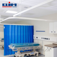 Rapid Refresh Privacy Curtains Hospital Privacy Curtains Disposable Infection Control Curtains