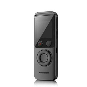 Benjie brand high resolution digital voice recorder with convenient buttons and cool appearance