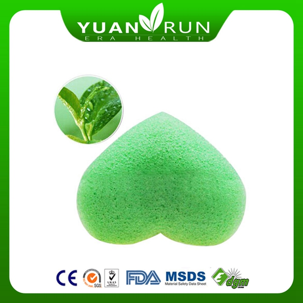 Japanese konjac sponge hot selling facial cleansing sponge