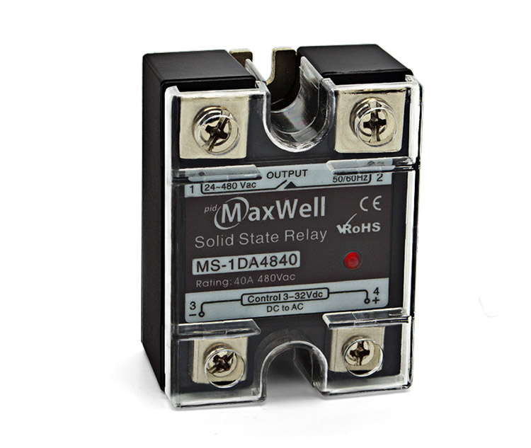 maxwell MS-1DA4825 ssr relay