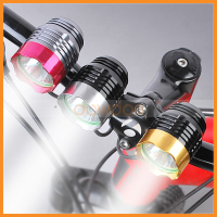 Factory Wholesale 1200LM Cree XML T6 USB Rechargeable Front LED Bike Light