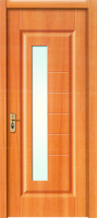 unique bathroom composite wooden door white PVC door