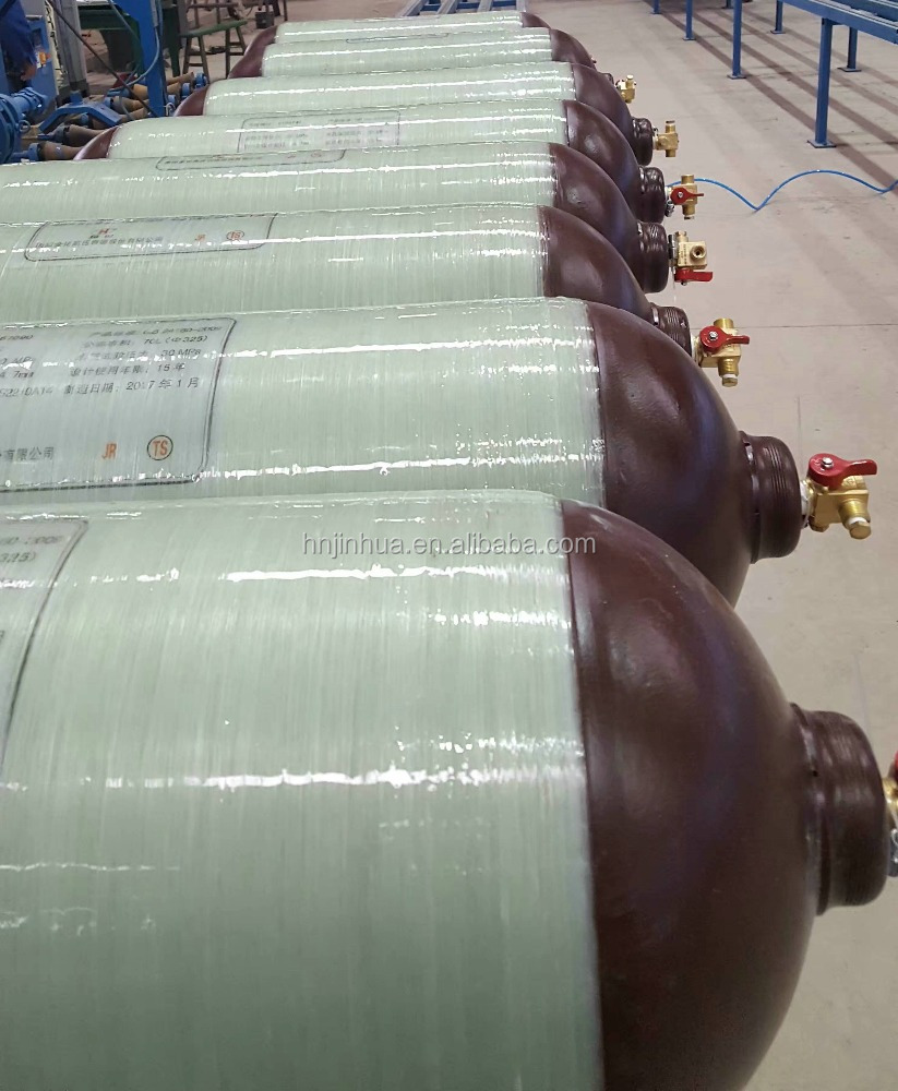 cng tanks for car type 2 with high pressure and ISO11439 standard