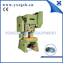 10 Ton Tinplate component punch press machine