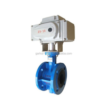 D941X Bi-direction High Performance motorized butterfly valve