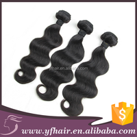 wholesale virgin human brazilian hair weave bundle body wave factory