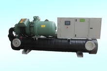 After-sales Service Provided and Brand New Condition Industrial Water Cooled Screw Chiller