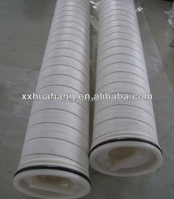 5 micron Hi-Flowment PALL large flow pleated water cartridge filter HFU640UY045 export to Italy