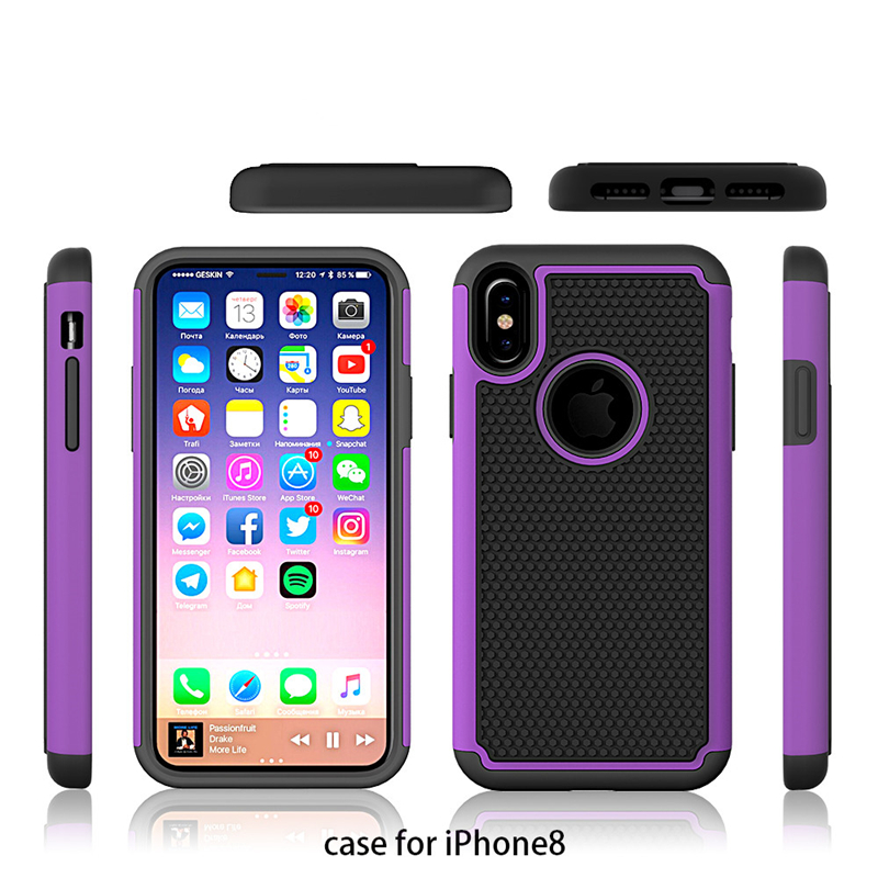 Amazon hot anti gravity case for iphone X,Adsorption high quality for iphone 8 anti gravity case