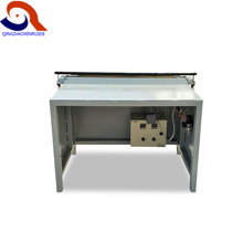 Semi-automatic Pedal Heat Sealer Plastic Bag Sealing Machine with factory price