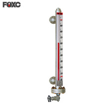 Multi-Material Magnetic Oil Float Level Indicator