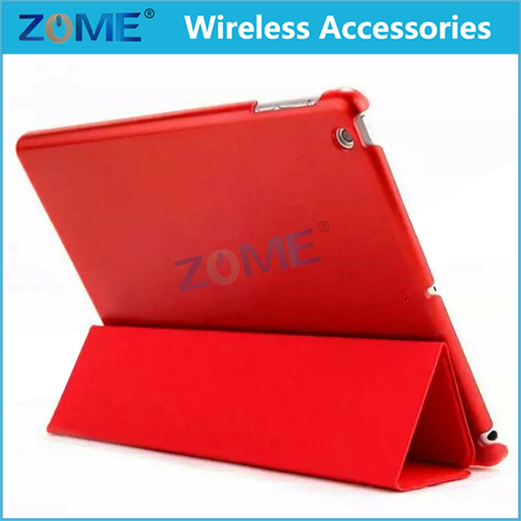 China Supplier Original Style Magnetic Ultra Slim Leather Case for iPad Air Smart Cover Flip Thin Air 1 Cover