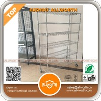Cheap Chrome Commercial Wire Shelving