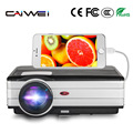 new arrival wired mirroring airplay 3000Lumens video projector