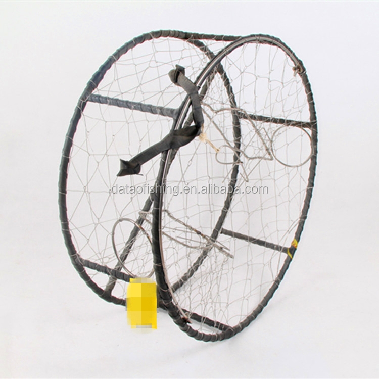 "30"" All Stainless Steel crab trap wire, fishing crab trap"