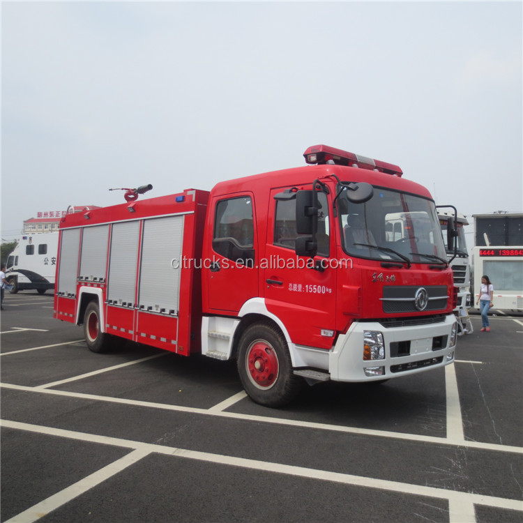 Low price Crazy Selling small water tank fire fighting truck