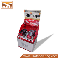 Retail Cardboard Dump Bin Display Stand Manufacturer