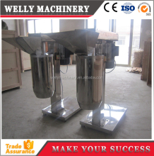 Good feedback garlic clove grinding machine from UK and SA