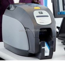 High Quality Zebra ZXP Series 3C PVC Plastic ID Card Printer With Single Or Dual Printed