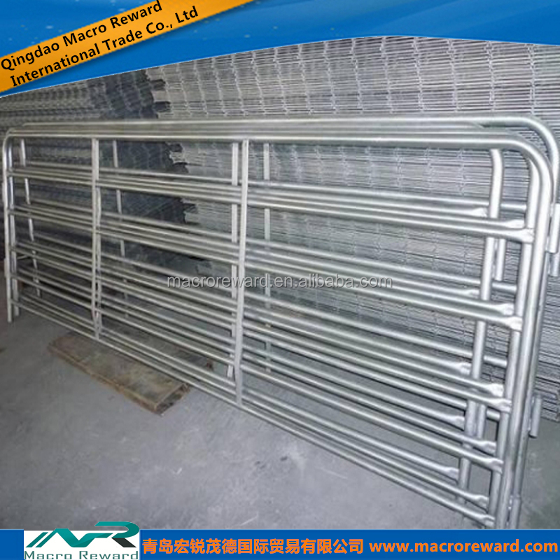 AS/NZS Q235B Galvanized Steel Cattle Sheep Panels
