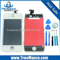 Wholesale for iphone 4s lcd, for iphone 4s screen replacement, for iphone spare parts