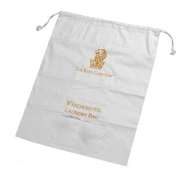Eco friendly Hotel Laundry Bags with logo