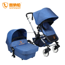 LAND LEOPARD HIGH LANDSCAPE GOOD BABY STROLLER USING SUV RUBBER TIRES WITHOUT CHARGE WITH REVERSIBLE PUSH FUNCTION